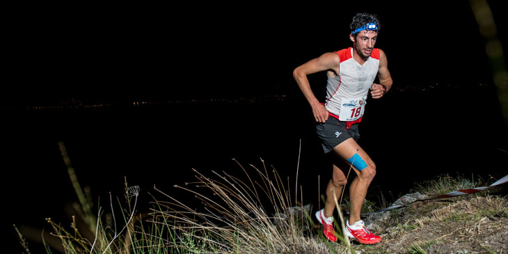 Kilian Jornet, Active Patch 4U ambasador. © Droz Photo