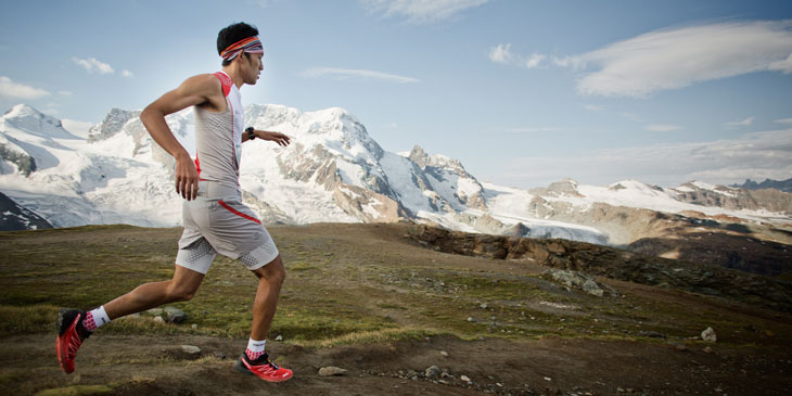 Japan's Dai Matsumoto racing at Ultraks 46K, 2013. © Jordi Saragossa