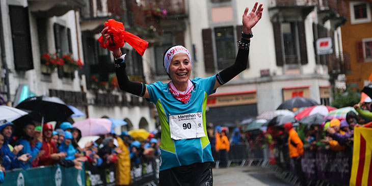 Elisa Desco, Skyrunning World Champion. (c)iancorless.com
