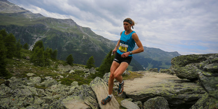 Victoria Wilkinson, 9th at Sierre Zinal. (c)iancorless.com